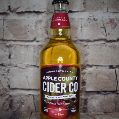 Apple County Cider Vilberie (Medium Dry)