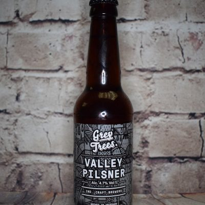 Grey Trees Valley Pilsner