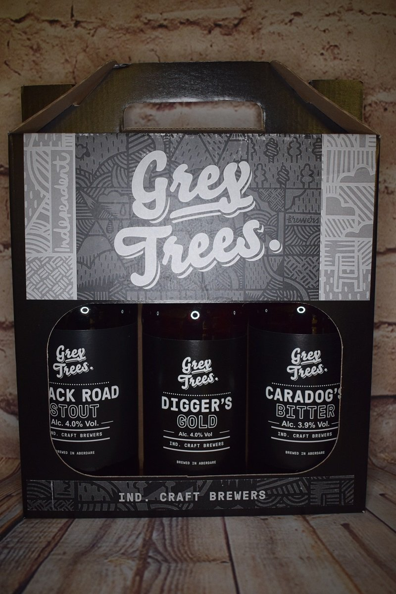 Grey Trees Gift Pack