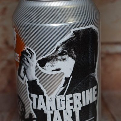 Fierce Brewing - Tangerine Tart.